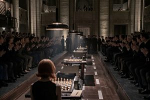 'The Queen's Gambit' is the historical chess drama we need right now – TechCrunch