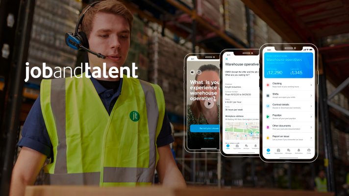 Jobandtalent tops up with $108M for its 'workforce as a service' platform – TechCrunch